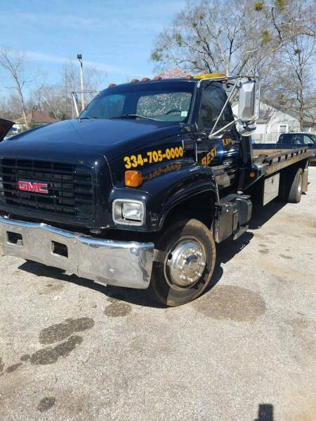 2002 GMC C6500 for sale at Best 4 Less Auto Center in Opelika AL