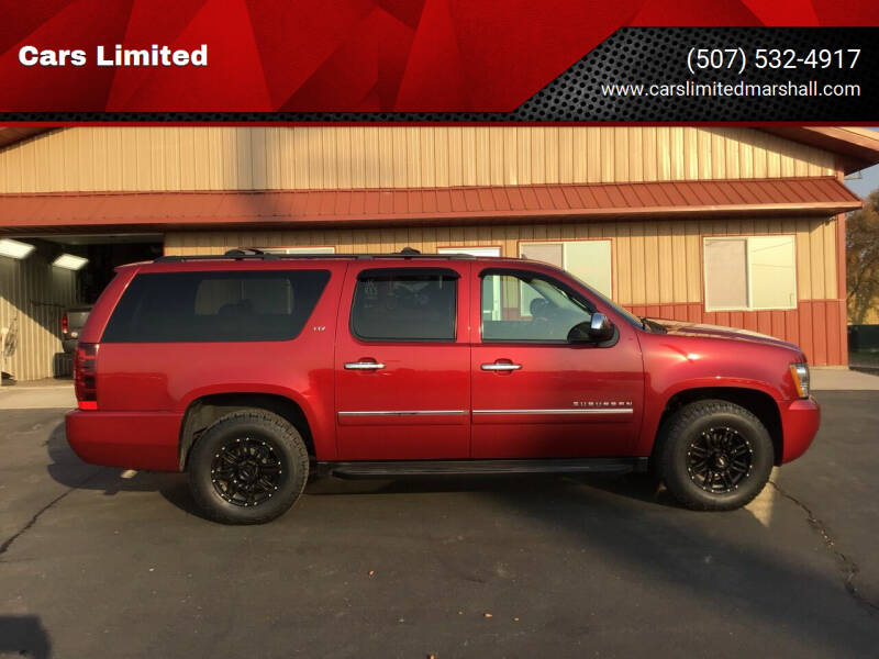 2013 Chevrolet Suburban for sale at Cars Limited in Marshall MN