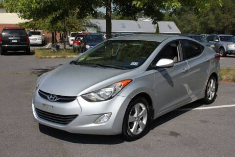 2011 Hyundai Elantra for sale at Auto Bahn Motors in Winchester VA