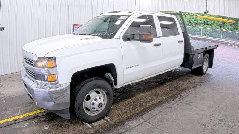 2016 Chevrolet Silverado 3500HD CC for sale at Gator Truck Center of Ocala in Ocala FL