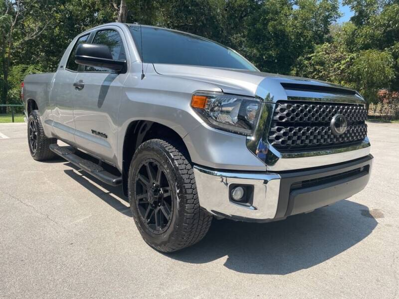 2018 Toyota Tundra for sale at Thornhill Motor Company in Hudson Oaks, TX