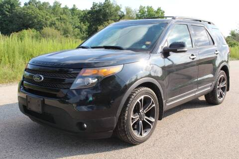 2013 Ford Explorer for sale at Imotobank in Walpole MA