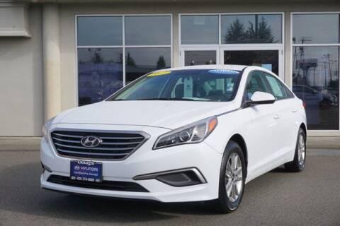 2017 Hyundai Sonata for sale at Jeremy Sells Hyundai in Edmunds WA