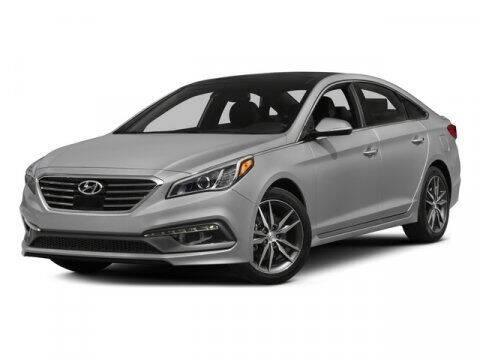 2015 Hyundai Sonata for sale at J T Auto Group in Sanford NC