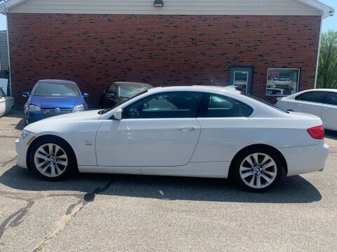 2013 BMW 3 Series for sale at BAY CITY MOTORS in Portland ME