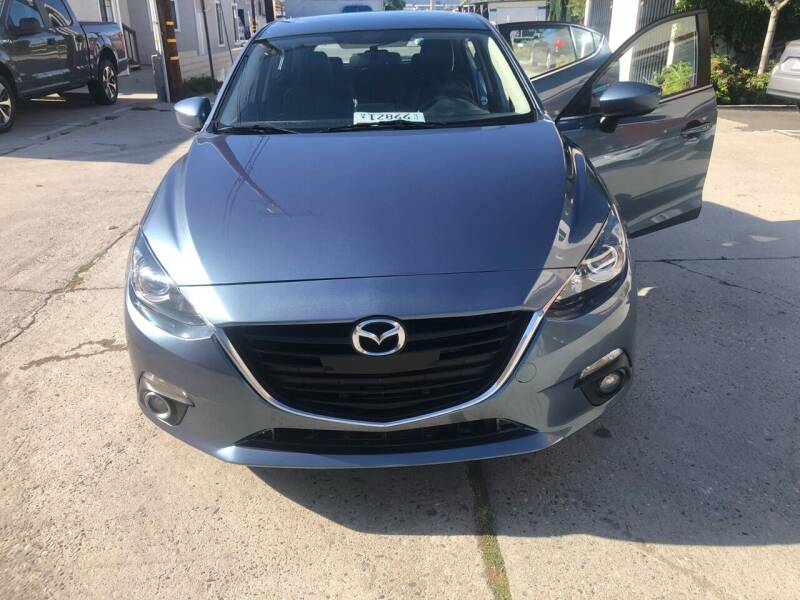 2014 Mazda MAZDA3 for sale at Bell Auto Inc in Long Beach CA
