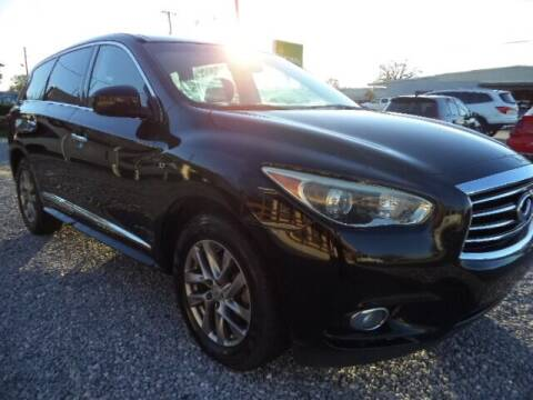 2015 Infiniti QX60 for sale at PICAYUNE AUTO SALES in Picayune MS