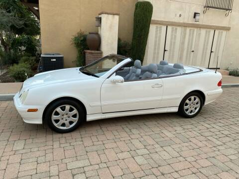 2000 Mercedes-Benz CLK for sale at California Motor Cars in Covina CA