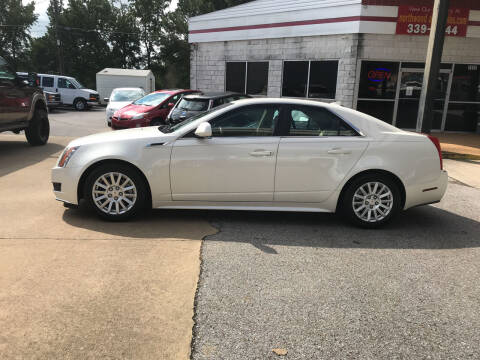 2013 Cadillac CTS for sale at Northwood Auto Sales in Northport AL