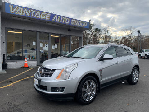 2012 Cadillac SRX for sale at Vantage Auto Group in Brick NJ
