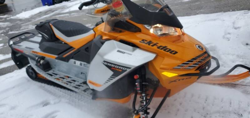 2019 Skidoo  XRS Renegade  for sale at Carroll Street Auto in Manchester NH