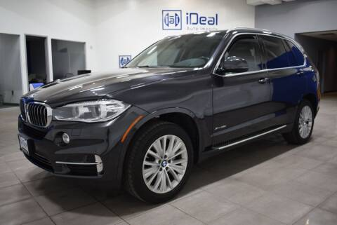 2016 BMW X5 for sale at iDeal Auto Imports in Eden Prairie MN