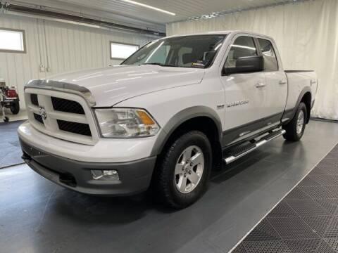 2011 RAM Ram Pickup 1500 for sale at Monster Motors in Michigan Center MI