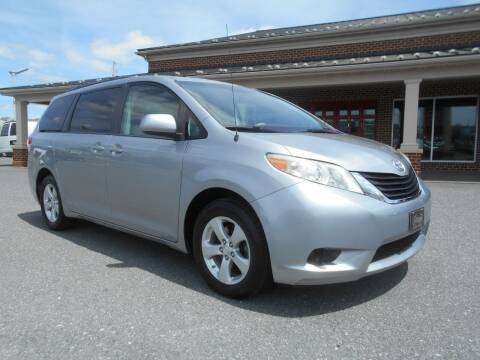 2012 Toyota Sienna for sale at Nye Motor Company in Manheim PA
