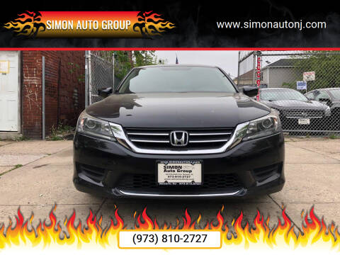 2015 Honda Accord for sale at Simon Auto Group in Newark NJ