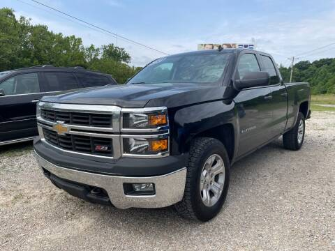 2014 Chevrolet Silverado 1500 for sale at Court House Cars, LLC in Chillicothe OH