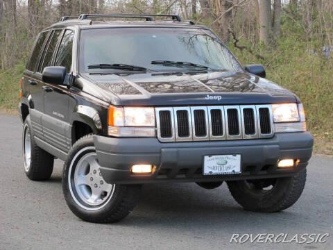 1997 Jeep Grand Cherokee for sale at Isuzu Classic in Cream Ridge NJ