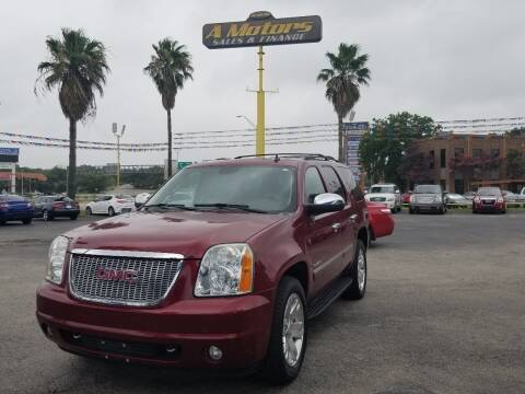 2011 GMC Yukon for sale at A MOTORS SALES AND FINANCE in San Antonio TX