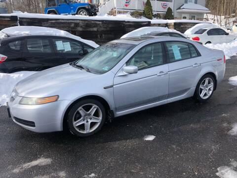 2005 Acura TL for sale at 22nd ST Motors in Quakertown PA