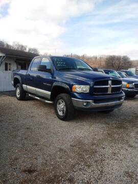 2003 Dodge Ram Pickup 2500 for sale at Bates Auto & Truck Center in Zanesville OH