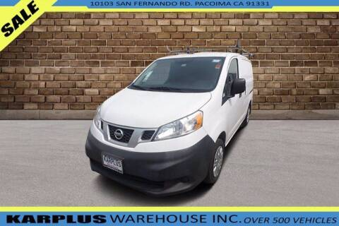 2017 Nissan NV200 for sale at Karplus Warehouse in Pacoima CA