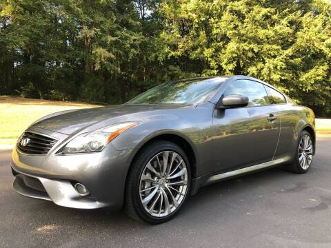 2013 Infiniti G37 Coupe for sale at Top Notch Luxury Motors in Decatur GA