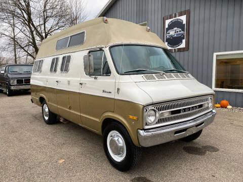 1971 Dodge Tradesman 300 for sale at D & L Auto Sales in Wayland MI