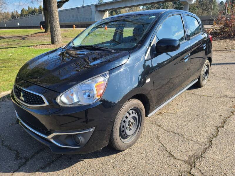 2017 Mitsubishi Mirage for sale at EXECUTIVE AUTOSPORT in Portland OR