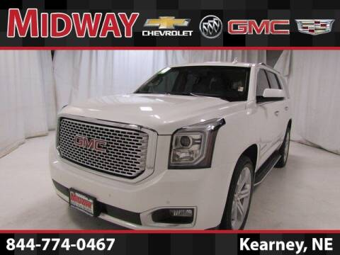 2017 GMC Yukon for sale at Midway Auto Outlet in Kearney NE
