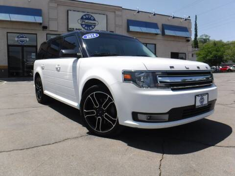 2014 Ford Flex for sale at Platinum Auto Sales in Provo UT