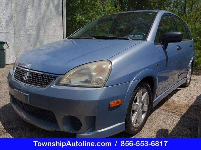 2006 Suzuki Aerio for sale in Sewell, NJ