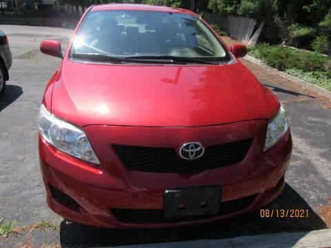 2010 Toyota Corolla for sale at Mid - Way Auto Sales INC in Montgomery NY