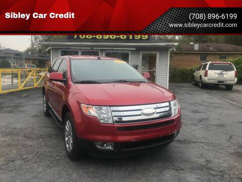 2010 Ford Edge for sale at Sibley Car Credit in Dolton IL
