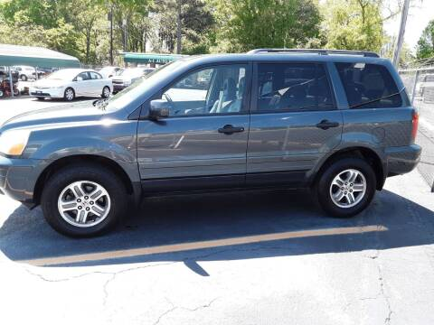 2005 Honda Pilot for sale at A-1 Auto Sales in Anderson SC