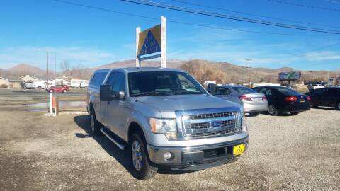 2013 Ford F-150 for sale at Auto Depot in Carson City NV
