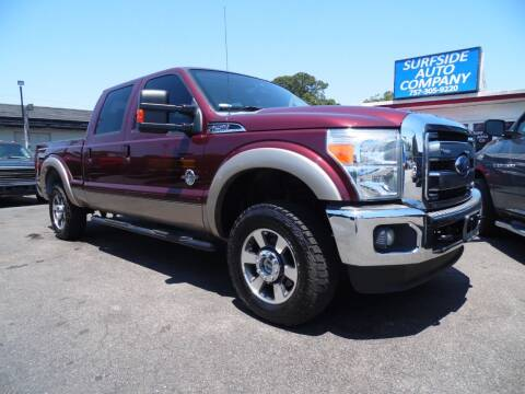 2011 Ford F-250 Super Duty for sale at Surfside Auto Company in Norfolk VA