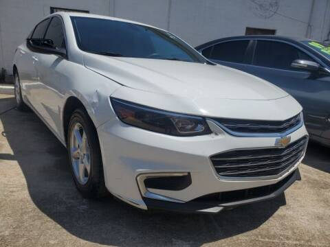 2016 Chevrolet Malibu for sale at USA Auto Brokers in Houston TX