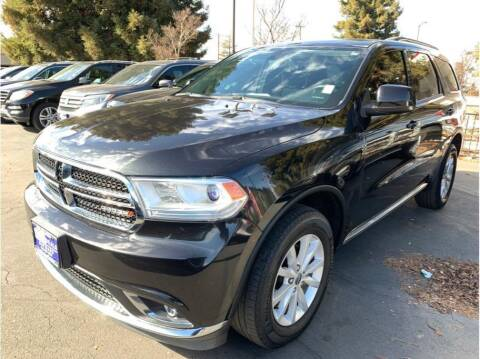 2015 Dodge Durango for sale at AutoDeals in Hayward CA