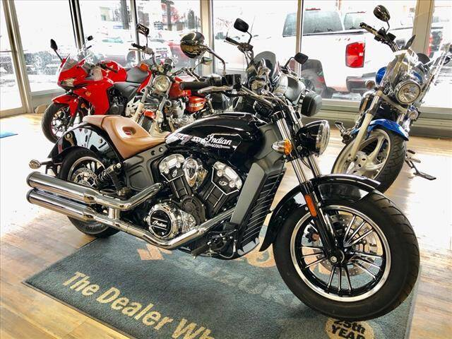 2020 Indian SCOUT for sale at Richardson Sales & Service in Highland IN