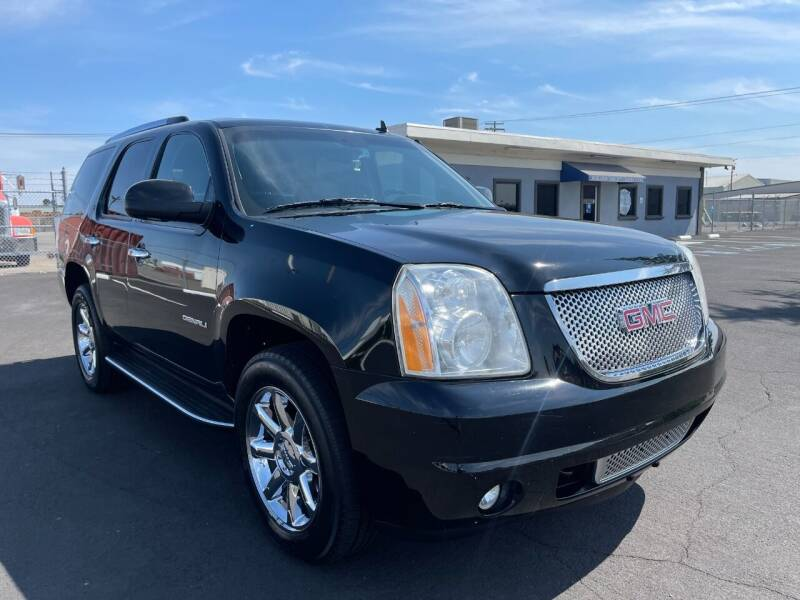 2009 GMC Yukon for sale at Approved Autos in Sacramento CA