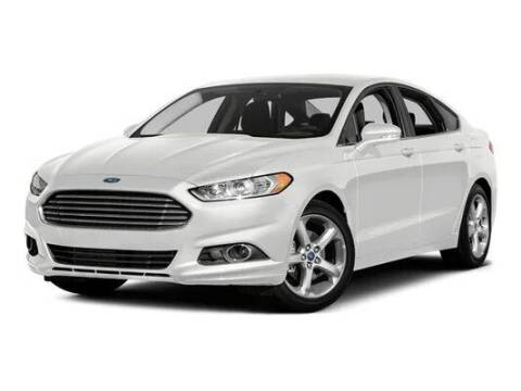 2016 Ford Fusion for sale at Coast to Coast Imports in Fishers IN