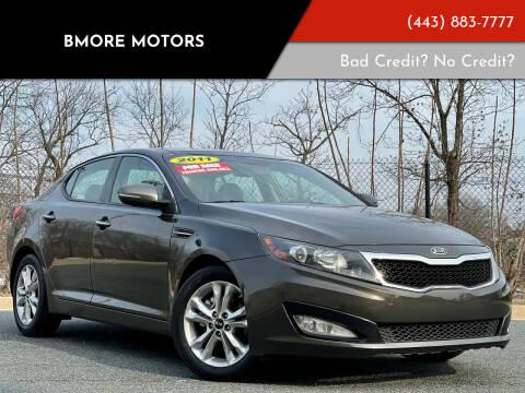 2011 Kia Optima for sale at Bmore Motors in Baltimore MD