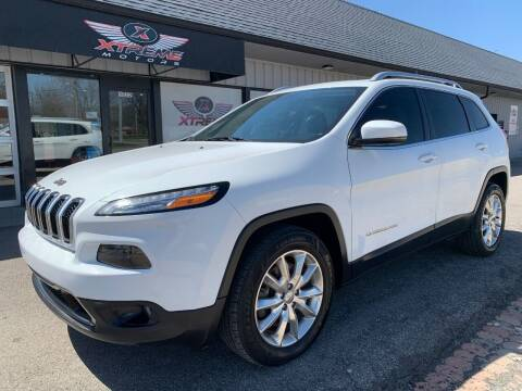 2017 Jeep Cherokee for sale at Xtreme Motors Inc. in Indianapolis IN