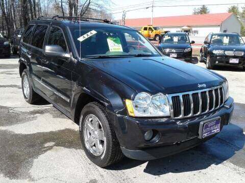 2005 Jeep Grand Cherokee for sale at Quest Auto Outlet in Chichester NH