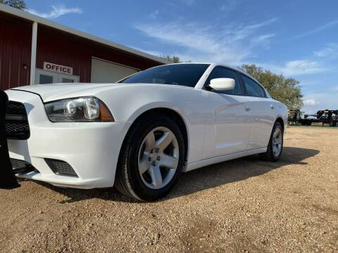 2012 Dodge Charger for sale at LJD Sales in Lampasas TX