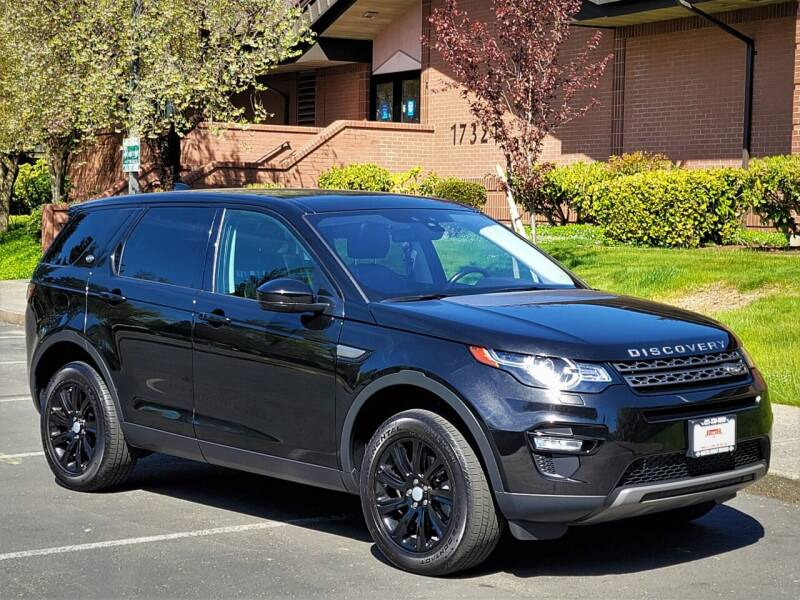 2017 Land Rover Discovery Sport for sale at SEATTLE FINEST MOTORS in Lynnwood WA
