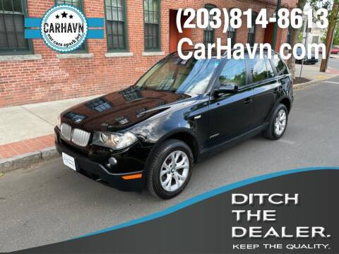 2009 BMW X3 for sale at CarHavn in New Haven CT
