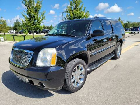 2007 GMC Yukon XL for sale at WICKED NICE CAAAZ in Cape Coral FL