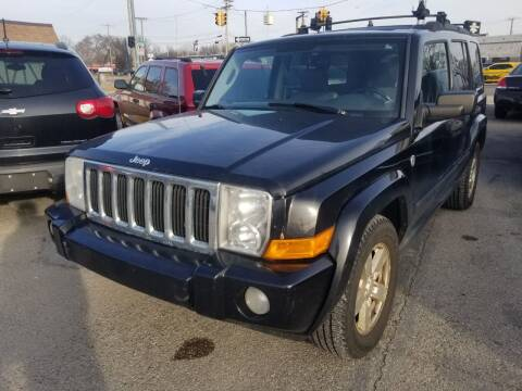 2006 Jeep Commander for sale at D & D All American Auto Sales in Mt Clemens MI