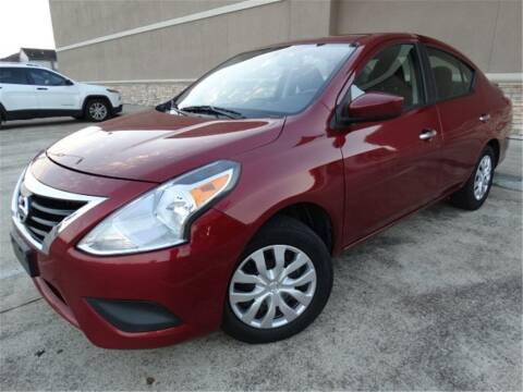 2017 Nissan Versa for sale at Abe Motors in Houston TX